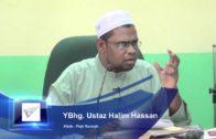 20-05-2012 USTAZ HALIM HASSAN KITAB : Fiqh Sunnah SESI 1 Tajuk : Apa Kedudukan Solat Dalam Islam