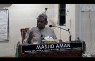 22-03-2018 Ustaz Halim Hassan    Pengurusan Jenazah Mengikut Sunnah Nabi Saw