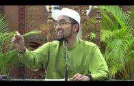 09-03-2018 Dr Rozaimi Bin Ramle || Iyakanakbudu Wa Iyyakanasta'in