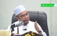 SS DATO DR ASRI Rukhsah Berbuka Puasa Utk Musafir Hanya Setelah Bermusafir