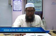 Yayasan Ta'lim: Adab-Adab Islam [20-04-17]