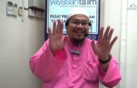 Yayasan Ta'lim: Al Iqna' (Solat) [21-03-18]