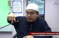 Yayasan Ta'lim: Dajjal (Bhg 1) [05-03-16]