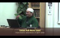 Yayasan Ta'lim: Fiqh Syafie (Bab Nikah) [11-09-13]