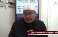 Yayasan Ta'lim: Fiqh Zikir & Doa [22-02-17]
