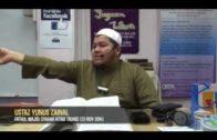Yayasan Ta'lim: Huraian Kitab Tauhid [23-11-2014]