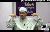 Yayasan Ta'lim: Jalan Mereka Yang Menuju Allah (Bab Bersuci) [12-02-12]