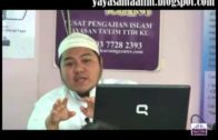 Yayasan Ta'lim: Kelas Dunia Jin & Syaitan [25-09-12]