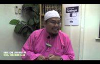 Yayasan Ta'lim: Kelas Hadith Sahih Muslim [18-06-14]
