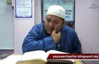 Yayasan Ta'lim: Kelas Sahih Muslim [10-04-16]