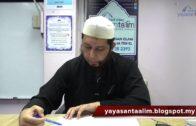 Yayasan Ta'lim: Kelas Sahih Muslim [24-04-16]