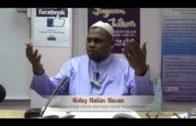 Yayasan Ta'lim: Konsekuensi Mencintai Rasulullah [28-11-13]