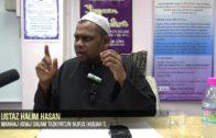 Yayasan Ta'lim: Manhaj ASWJ Dalam Tazkiyatun Nufus [14-03-15]