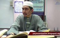 Yayasan Ta'lim: Sejarah Hidup Rasulullah [22-01-17]