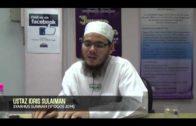 Yayasan Ta'lim: Syarhus Sunnah [17-08-14]