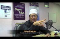 Yayasan Ta'lim: Talbis Iblis [12-10-13]