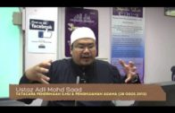 Yayasan Ta'lim: Tatacara Penerimaan Ilmu & Penghujahan Agama [28-08-13]