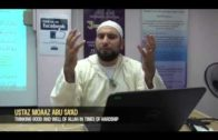 Yayasan Ta'lim: Thinking Good And Well Of Allah In Times Of Hardship [14-09-14]
