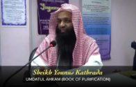 Yayasan Ta'lim: Umdatul Ahkam (Book Of Taharah) [22-08-15]