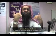 Yayasan Ta'lim: Umdatul Ahkam (Book Of Taharah) [22-12-13]