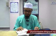 Yayasan Ta'lim: Usul Thalathah [13-03-16]
