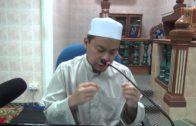 01-01-2015 Ustaz Ahmad Jailani: Darurat & Fatwa Ibnu Uthaimeen