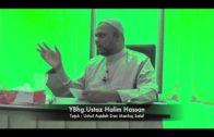 01-03-2014 USTAZ HALIM HASSAN Tajuk : Ushul Aqidah Dan Manhaj Salaf