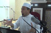 01-11-2014 Ustaz Ahmad Jailani: Perbicaraan Di Alam Akhirat