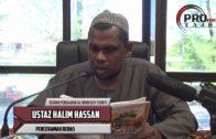 02-11-2016 Ustaz Halim Hassan: