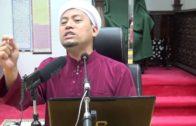02-12-2014 Ustaz Ahmad Jailani: Larangan Menyebut InsyaAllah Di Dalam Doa