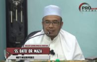 04-08-2016 SS. PROF. MADYA DATO' DR. MAZA: Ehya Masjid
