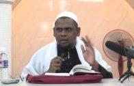 04-09-2014 Ustaz Halim Hassan: Ikut Jalan Rasulullah, Pahala Tidak Putus