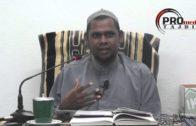 07-09-2015 Ustaz Halim Hassan: Tanda-tanda Ilmu Yang Bermanfaat