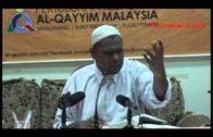 09-10-2012 Ustaz Halim Hassan, Keajaiban Pemuda Sabar.