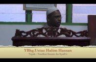 11-07-2013 USTAZ HALIM HASSAN Tajuk : Nasihat Imam As-Syafi'e