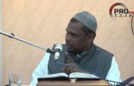 11-08-2016 Ustaz Halim Hassan: Bab Imam Sembahyang Duduk Kerana Uzur