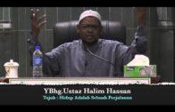 12-07-2013 USTAZ HALIM HASSAN – The Best Kuliah – Hidup Suatu Perjalanan