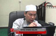 12-09-2015 Ustaz Ahmad Jailani: Runtuhnya Kaabah Menjelang Kiamat