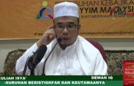 13-02-2015 Dr.Mohd Asri Zainul Abidin: Suruhan Beristighfar Dan Keutamaannya
