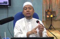 14-12-2014 Ustaz Ahmad Jailani: Hukum Air Mustakmal
