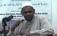 15-07-2014 Ustaz Halim Hassan: Ziarah Kubur Yang Dilarang