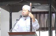 16-01-2015 Ustaz Ahmad Jailani: Khutbah Jumaat – Bunuh Dibalas Bunuh