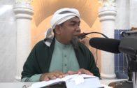 16-12-2014 Ustaz Abdullah Iraqi: Orang Yang Kuat Disisi Allah