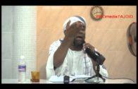 17-11-2013 Ustaz Abdullah Iraqi: Solat Witir Menurut Sunnah