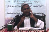 17-12-2014 Ustaz Halim Hassan: Najiskah Darah Binatang Yang Boleh Dimakan Dagingnya