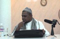 18-04-2014 Ust Halim Hassan: Ketetapan Rakaat Sola