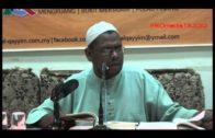 18-09-2012 Ustaz Halim Hassan, Kesabaran Keluarga Rasullullah.