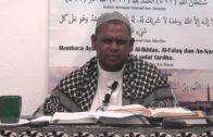 19-01-2015 Ustaz Halim Hassan: Solat Malam Ramadhan (Taraweeh)
