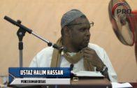 19-01-2017 Ustaz Halim Hassan: Sahih Fiqih Sunnah | Apa Yang Wajib Dilakukan Oleh Kerabat Mayat
