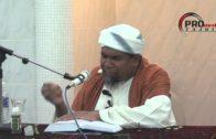 19-05-2015 Ustaz Abdullah Iraqi: Pemutus Segala Kelazatan